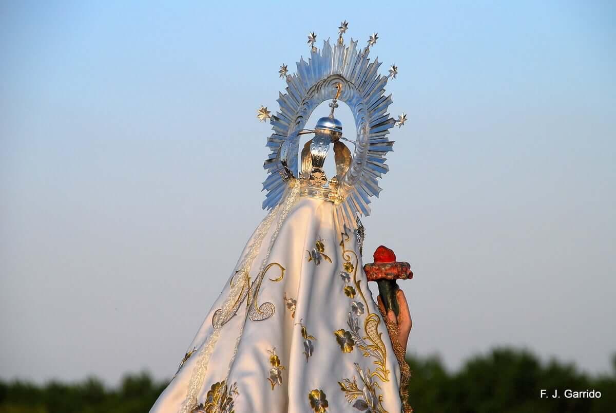 La Virgen de Salcedón