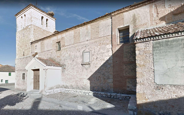 iglesia de lastras de cuellar