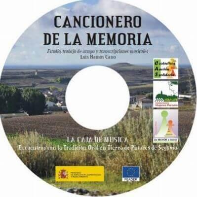 """ISMUR y CAS presentan """"El cancionero de la memoria"""""""