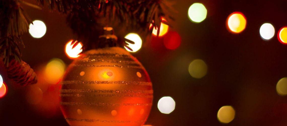 Decoraciones-de-la-Navidad