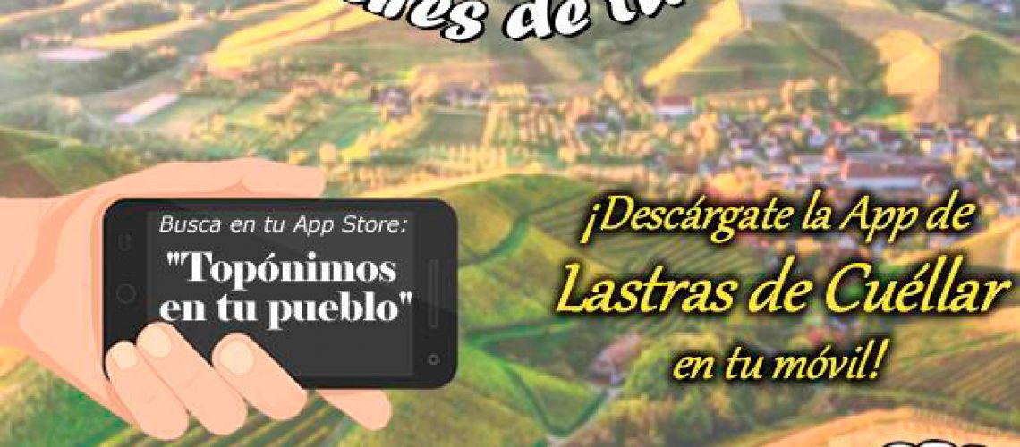 cartel_Lastras_de_cuellar-toponimos