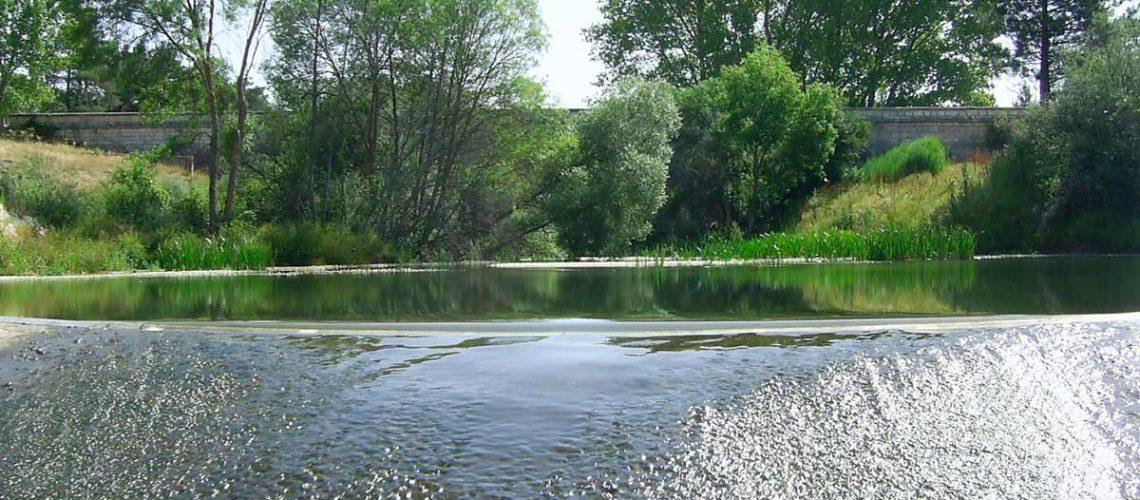 rio cega
