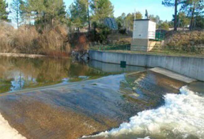 La CHD planea una presa en Lastras de Cuéllar para regular el río Cega