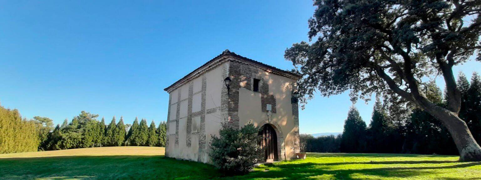 ermita de San Antón Lastras de Cuéllar
