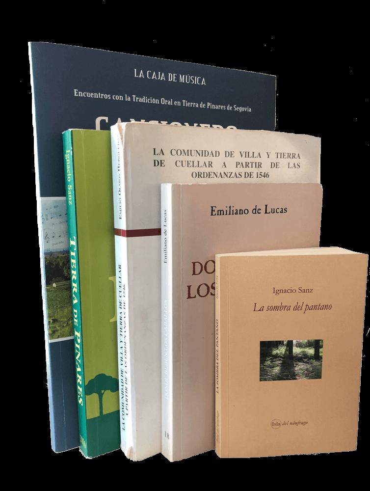 libros de lastras