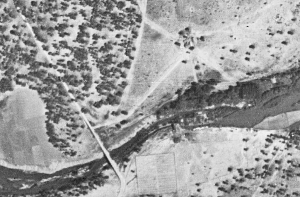puente cega 1946