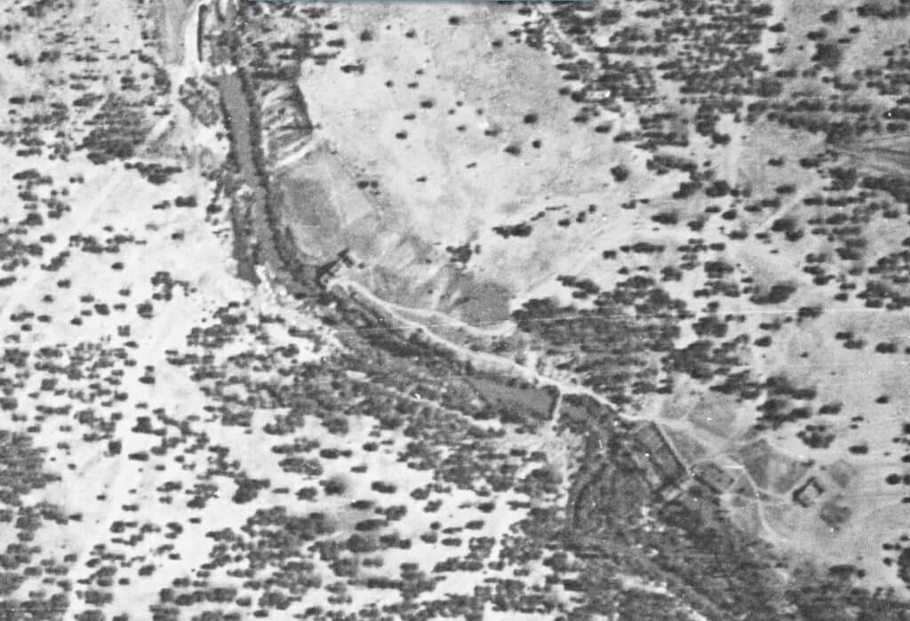 molino del cura y molino ladrona lastras de cuellar vuelo americano 1946
