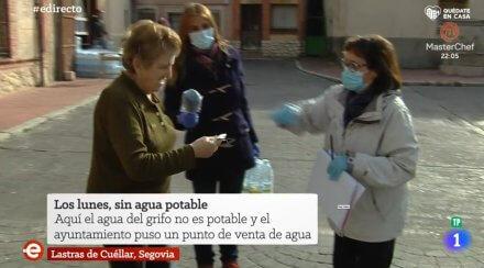España directo en Lastras de Cuéllar