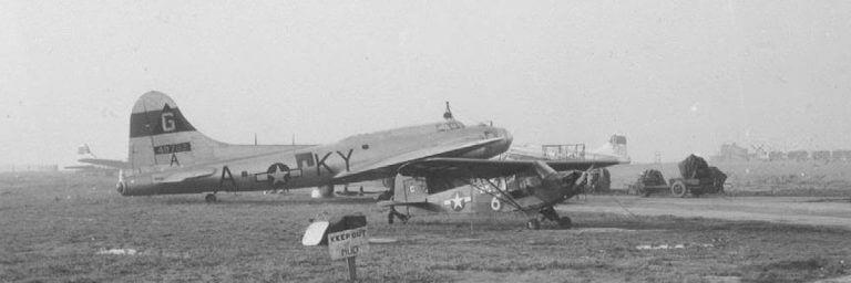 vuelo americano 1946